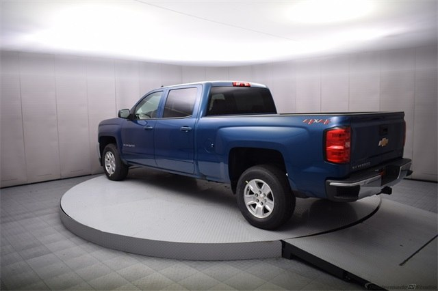 2018 Silverado 1500 Crew Cab 4x4 Pickup #15014 - photo 2