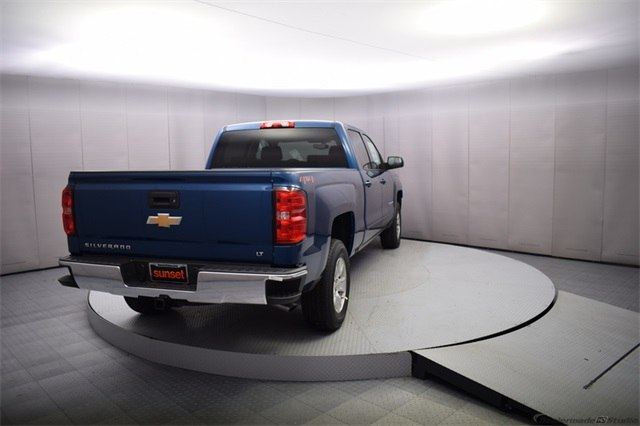 2018 Silverado 1500 Crew Cab 4x4 Pickup #15014 - photo 5