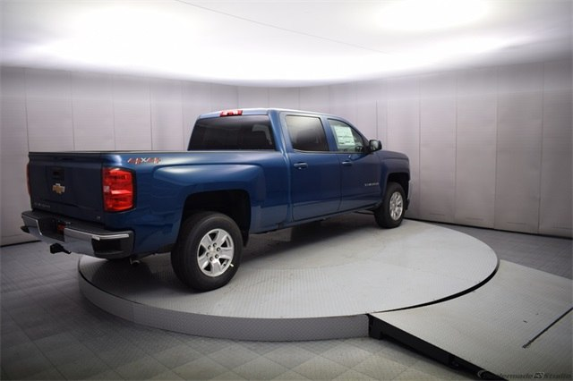 2018 Silverado 1500 Crew Cab 4x4 Pickup #15014 - photo 6