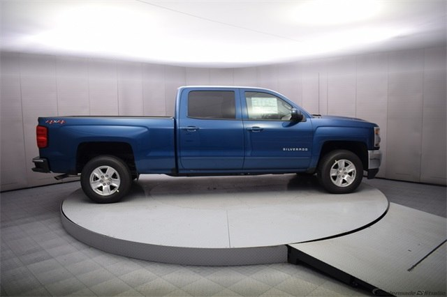 2018 Silverado 1500 Crew Cab 4x4 Pickup #15014 - photo 7