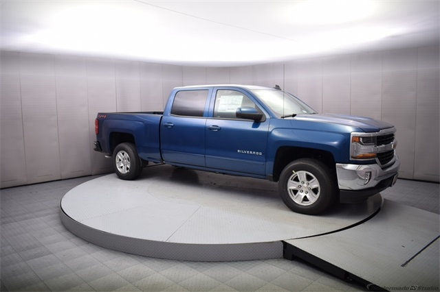2018 Silverado 1500 Crew Cab 4x4 Pickup #15014 - photo 8