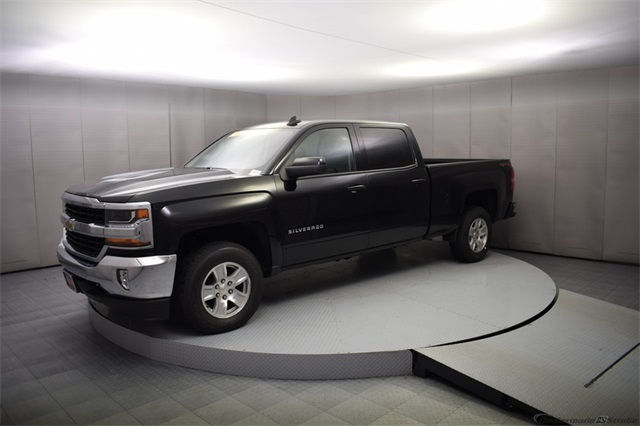 2018 Silverado 1500 Crew Cab 4x4 Pickup #15019 - photo 1