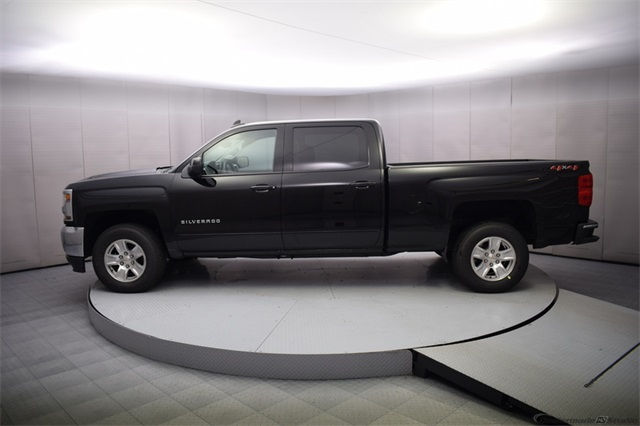 2018 Silverado 1500 Crew Cab 4x4 Pickup #15019 - photo 3