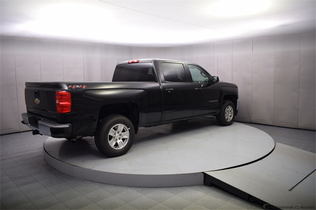 2018 Silverado 1500 Crew Cab 4x4 Pickup #15019 - photo 6