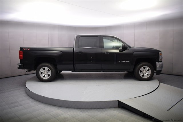 2018 Silverado 1500 Crew Cab 4x4 Pickup #15019 - photo 7