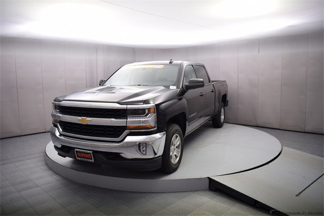 2018 Silverado 1500 Crew Cab 4x4 Pickup #15019 - photo 10
