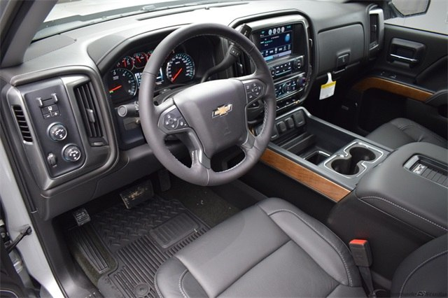 2018 Silverado 1500 Crew Cab 4x4 Pickup #15020 - photo 16