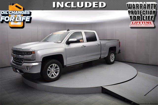 2018 Silverado 1500 Crew Cab 4x4 Pickup #15020 - photo 1