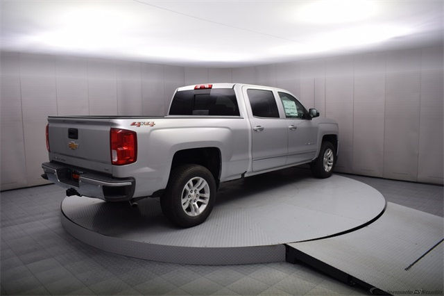 2018 Silverado 1500 Crew Cab 4x4 Pickup #15020 - photo 2