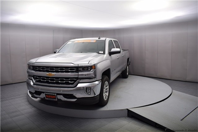 2018 Silverado 1500 Crew Cab 4x4 Pickup #15020 - photo 3