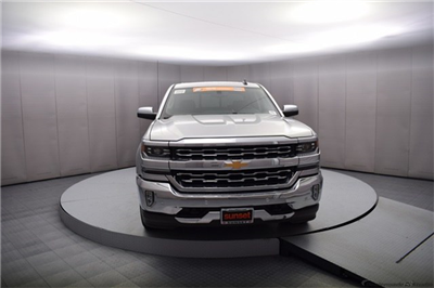 2018 Silverado 1500 Crew Cab 4x4 Pickup #15020 - photo 10