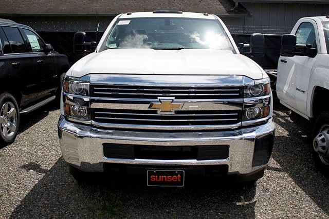 2018 Silverado 3500 Regular Cab DRW,  Cab Chassis #15038 - photo 3