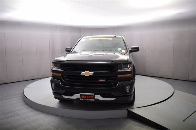 2018 Silverado 1500 Crew Cab 4x4 Pickup #15050 - photo 10