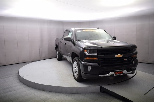 2018 Silverado 1500 Crew Cab 4x4 Pickup #15050 - photo 9