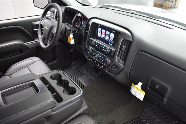 2018 Silverado 1500 Crew Cab 4x4 Pickup #15066 - photo 18