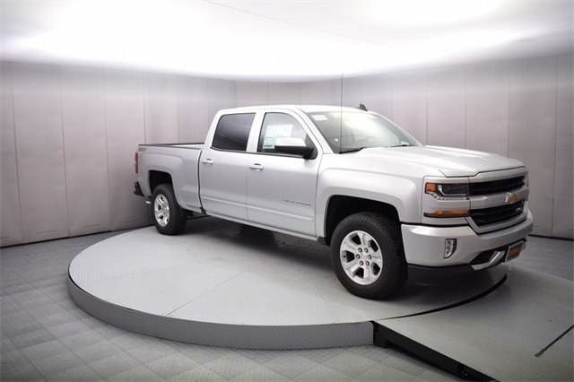 2018 Silverado 1500 Crew Cab 4x4 Pickup #15066 - photo 8