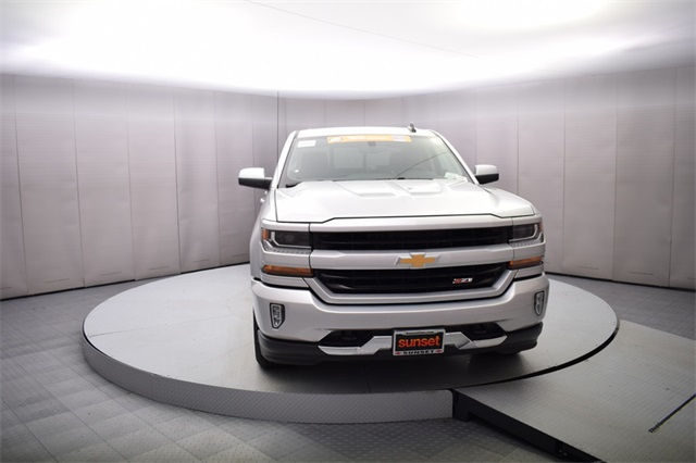2018 Silverado 1500 Crew Cab 4x4 Pickup #15066 - photo 9