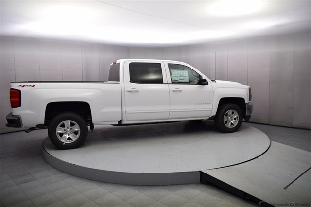 2018 Silverado 1500 Crew Cab 4x4, Pickup #15067 - photo 4