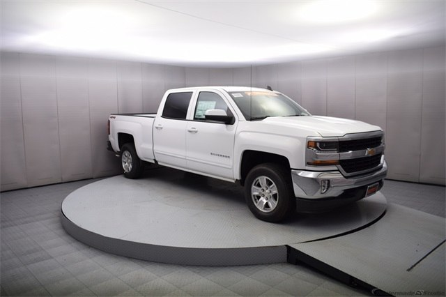 2018 Silverado 1500 Crew Cab 4x4, Pickup #15067 - photo 3