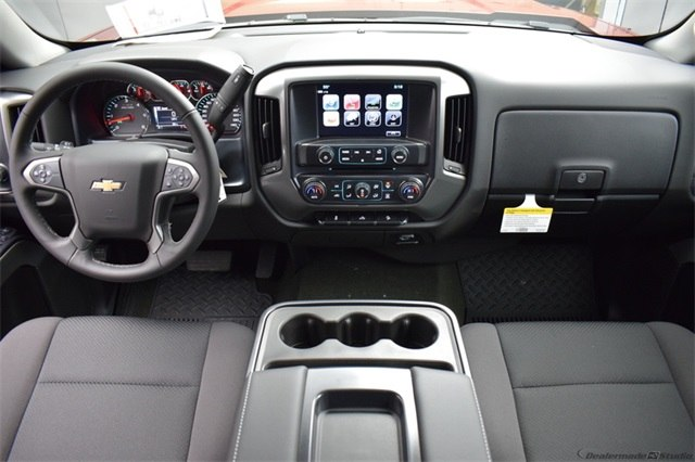 2018 Silverado 1500 Crew Cab 4x4, Pickup #15084 - photo 20