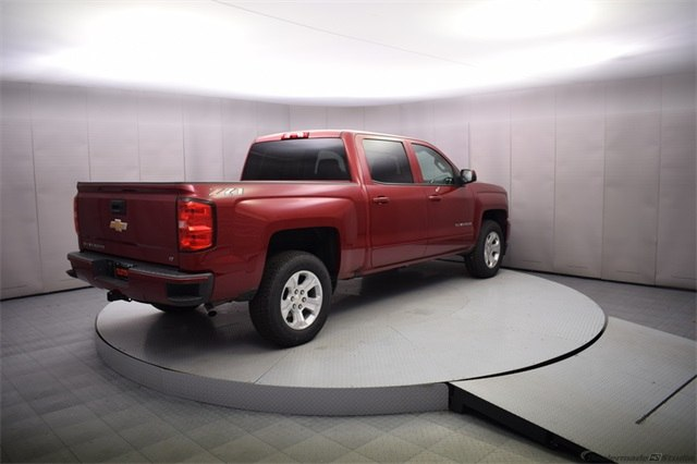 2018 Silverado 1500 Crew Cab 4x4, Pickup #15084 - photo 6