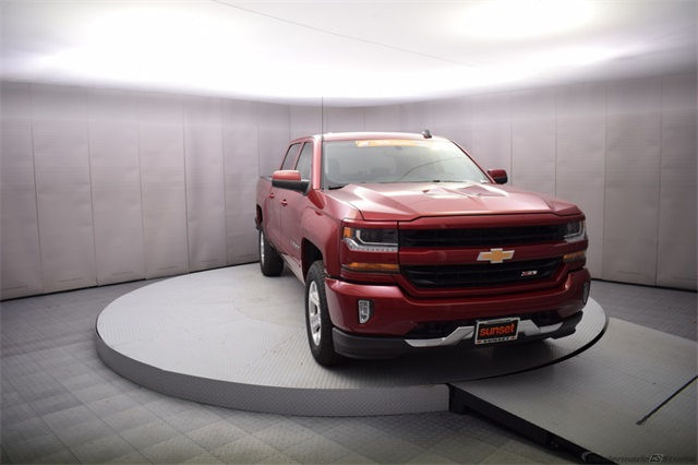 2018 Silverado 1500 Crew Cab 4x4, Pickup #15084 - photo 9
