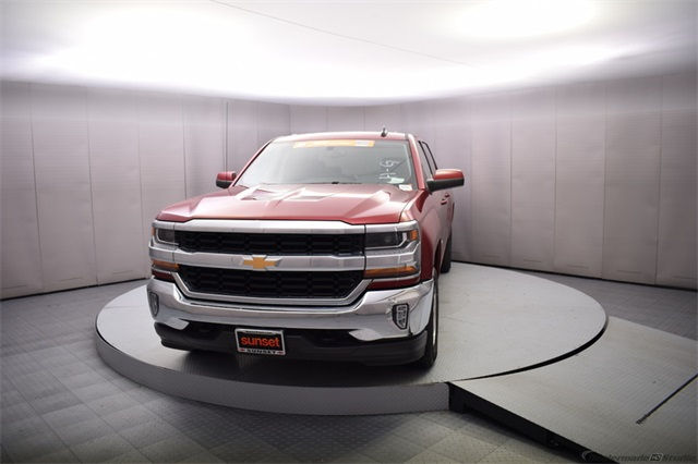 2018 Silverado 1500 Crew Cab 4x4 Pickup #15089 - photo 10