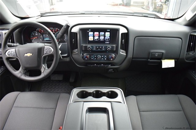 2018 Silverado 1500 Crew Cab 4x4 Pickup #15089 - photo 20