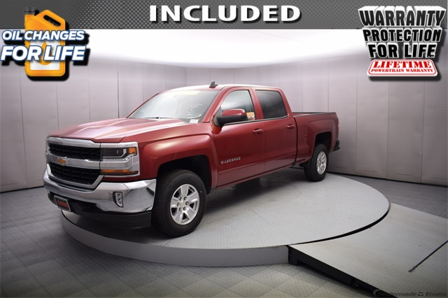 2018 Silverado 1500 Crew Cab 4x4,  Pickup #15089 - photo 1