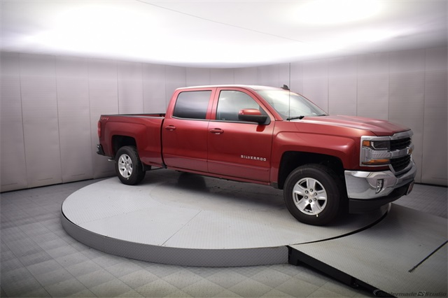 2018 Silverado 1500 Crew Cab 4x4,  Pickup #15089 - photo 8