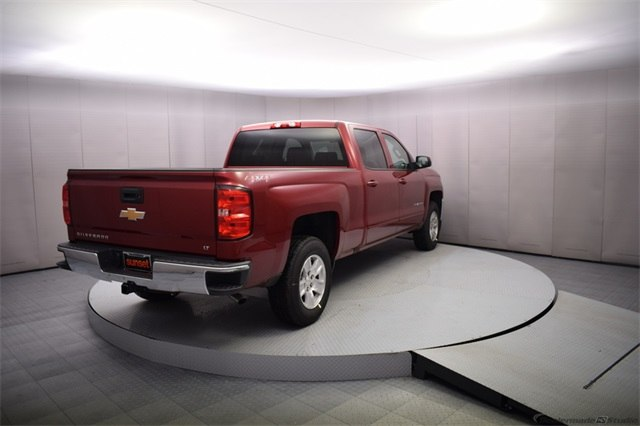 2018 Silverado 1500 Crew Cab 4x4 Pickup #15089 - photo 5
