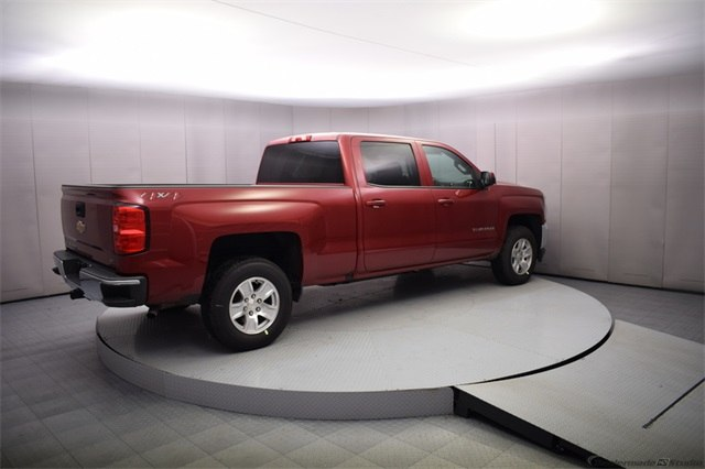 2018 Silverado 1500 Crew Cab 4x4 Pickup #15089 - photo 6