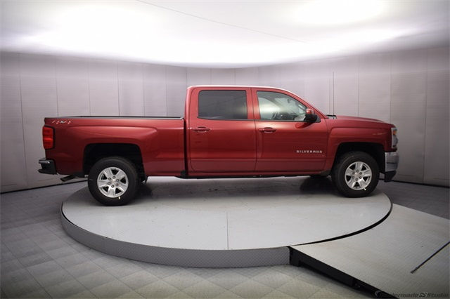 2018 Silverado 1500 Crew Cab 4x4 Pickup #15089 - photo 7