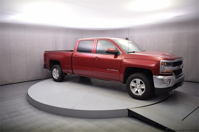 2018 Silverado 1500 Crew Cab 4x4 Pickup #15089 - photo 8