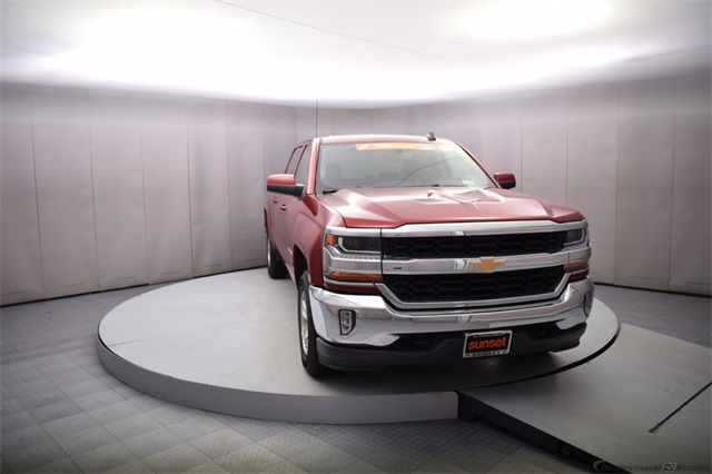 2018 Silverado 1500 Crew Cab 4x4 Pickup #15089 - photo 9