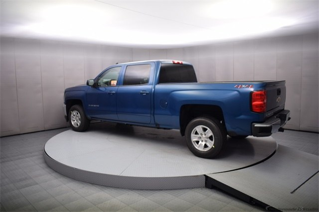 2018 Silverado 1500 Crew Cab 4x4 Pickup #15091 - photo 3