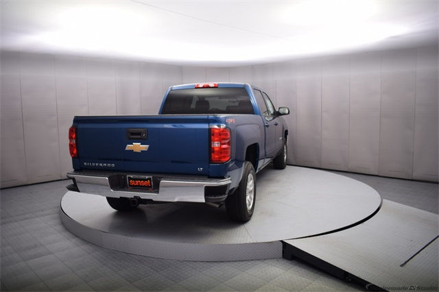 2018 Silverado 1500 Crew Cab 4x4 Pickup #15091 - photo 5