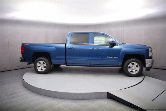 2018 Silverado 1500 Crew Cab 4x4 Pickup #15091 - photo 7