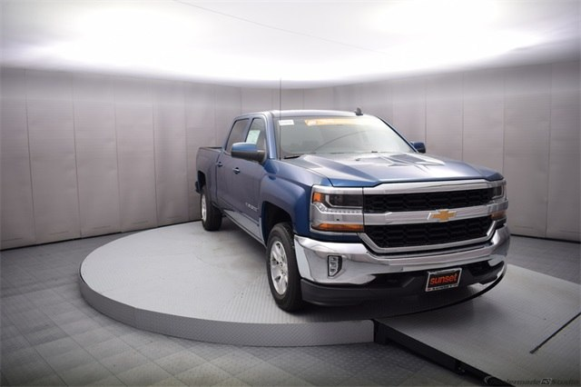 2018 Silverado 1500 Crew Cab 4x4 Pickup #15091 - photo 8