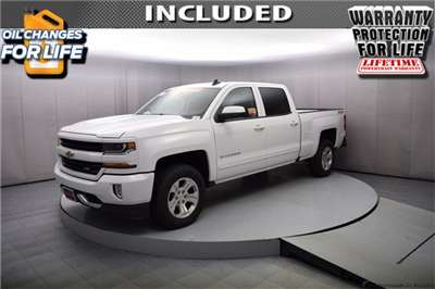 2018 Silverado 1500 Crew Cab 4x4 Pickup #15135 - photo 1