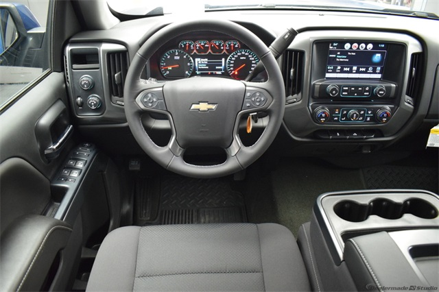 2017 Silverado 1500 Crew Cab 4x4,  Pickup #15204 - photo 18