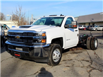 2018 Silverado 3500 Regular Cab DRW, Cab Chassis #15216 - photo 1
