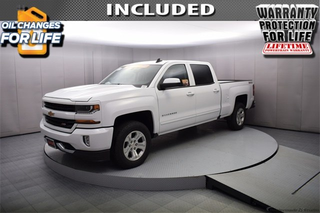2018 Silverado 1500 Crew Cab 4x4, Pickup #15239 - photo 1