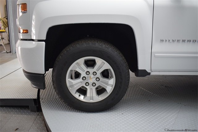 2018 Silverado 1500 Crew Cab 4x4, Pickup #15239 - photo 11
