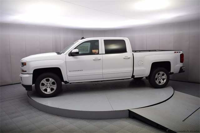 2018 Silverado 1500 Crew Cab 4x4, Pickup #15239 - photo 3