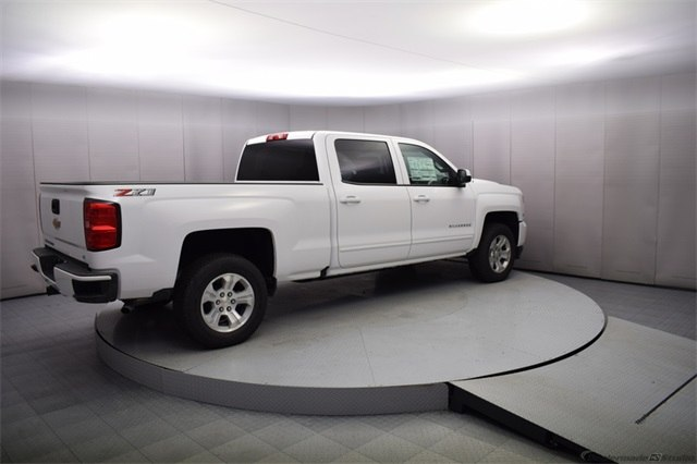 2018 Silverado 1500 Crew Cab 4x4, Pickup #15239 - photo 5