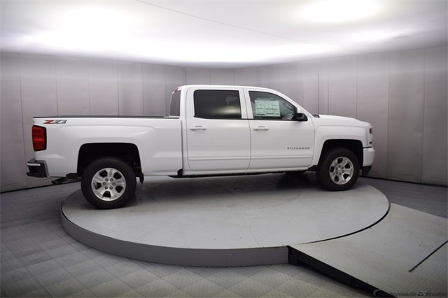 2018 Silverado 1500 Crew Cab 4x4, Pickup #15239 - photo 6