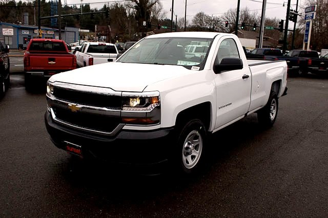 2018 Silverado 1500 Regular Cab 4x2,  Pickup #15249 - photo 1