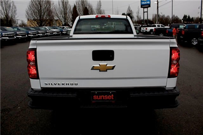 2018 Silverado 1500 Regular Cab 4x2,  Pickup #15249 - photo 4