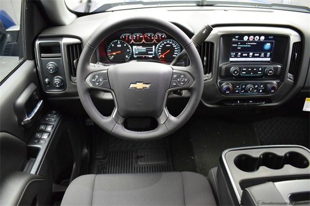 2018 Silverado 1500 Double Cab 4x4, Pickup #15250 - photo 16